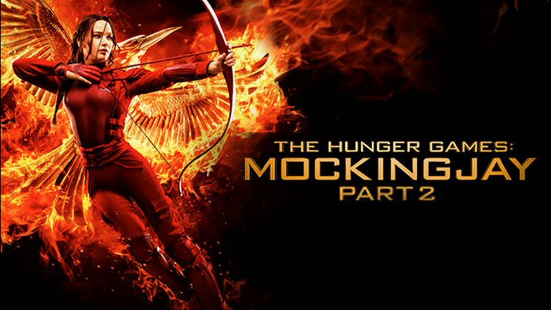 WATCH The Hunger Games: Mockingjay - Part 2 FULL MOVIE Online
