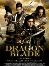 One of the most expensive films ever produced in China, the historical action epic Dragon Blade takes place during the Han Dynasty. The story centers on the commander of the Protection Squad of the Western Regions, Huo An (Jackie Chan). When corrupt Roman leader Tiberius arrives with a giant army to claim the Silk Road, Huo An and his group of trained warriors teams up with an elite legion of defected Roman soldiers led by General Lucius (John Cusack) to maintain the delicate balance of power in the region. To protect his country and his new friends, Huo An gathers the warriors of thirty-six ethnic nations together to fight Tiberius in an incredible epic battle.