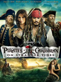 Johnny Depp returns to his iconic role of Captain Jack Sparrow in an action-packed adventure. Crossing paths with the enigmatic Angelica (Penélope Cruz), he's not sure if it's love-or if she's a ruthless con artist who's using him to find the fabled Fountain of Youth. When she forces him aboard the 'Queen Anne's Revenge,' the ship of the legendary pirate Blackbeard (Ian McShane), Jack finds himself on an unexpected adventure in which he doesn't know whom to fear more: Blackbeard or Angelica, with whom he shares a mysterious past. the fourth installment in the Pirates of the Caribbean film series is directed by Rob Marshall