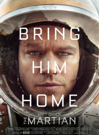 During a manned mission to Mars, Astronaut Mark Watney (Matt Damon) is presumed dead after a fierce storm and left behind by his crew. But Watney has survived and finds himself stranded and alone on the hostile planet. With only meager supplies, he must draw upon his ingenuity, wit and spirit to subsist and find a way to signal to Earth that he is alive. Millions of miles away, NASA and a team of international scientists work tirelessly to bring 'the Martian' home, while his crewmates concurrently plot a daring, if not impossible rescue mission. As these stories of incredible bravery unfold, the world comes together to root for Watney's safe return.